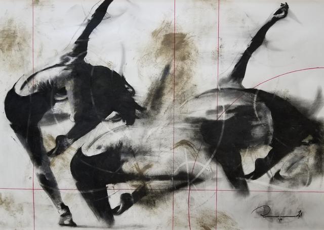 Riaan van Zyl, 'Fluid I', 2019, ARTsouthAFRICA