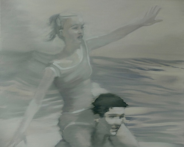Grace O'Connor, 'Turn me on fast', 2015, Painting, Oil on canvas. Signed on verso, Paul Stolper Gallery