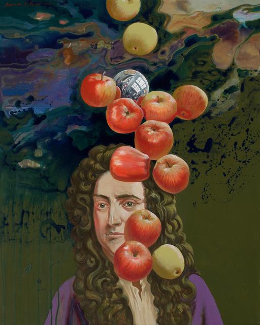 , 'Newtouns Sündenfall,' 2014, Galerie AM PARK