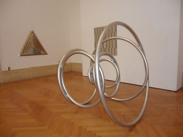 , 'Cerchi progressivi,' 1967, Vistamare