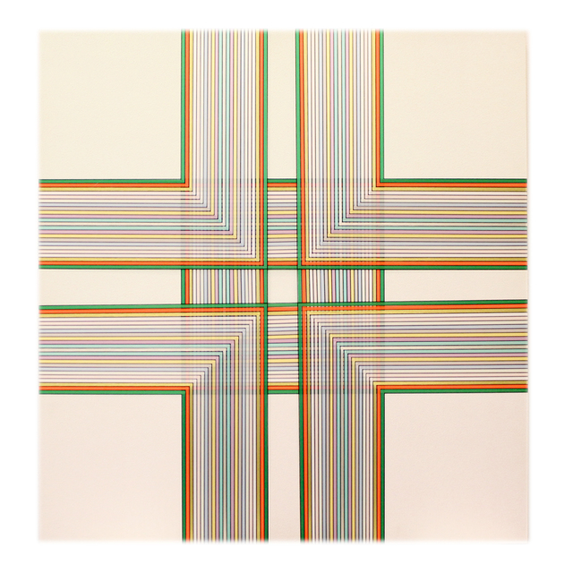 , 'Untitled (cross),' 2014, Ochi Projects