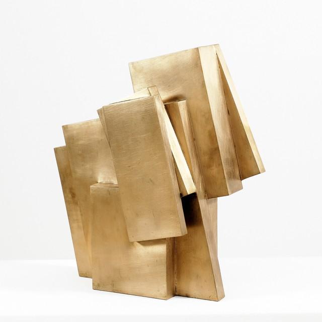 Josef Pillhofer, 'Large Layer Head', 2003, Galerie Bei Der Albertina Zetter