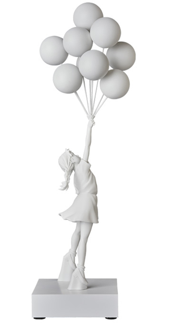 Banksy, 'Brandalism Balloon Girl', 2018, EHC Fine Art Gallery Auction