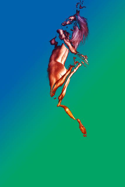 , 'Elevation in Color,' 2017, MvVO ART
