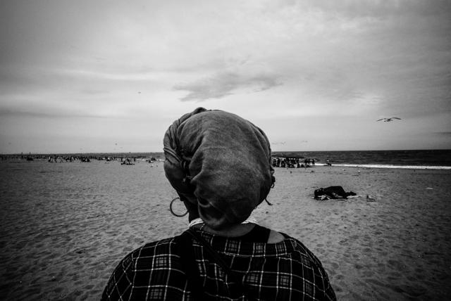 , 'Cherry Ann in Coney Island, New York,' 2015, Christine Park Gallery