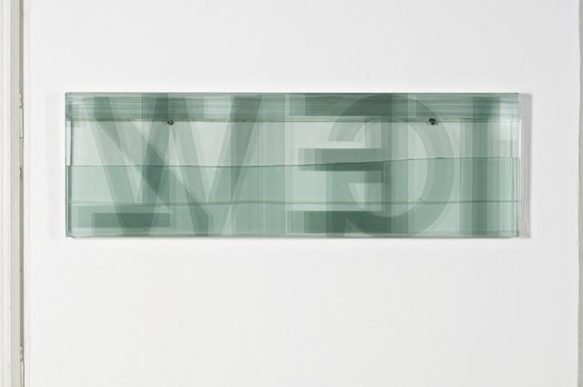 , 'zeitweilig,' 2007, Galerie Elisabeth & Klaus Thoman