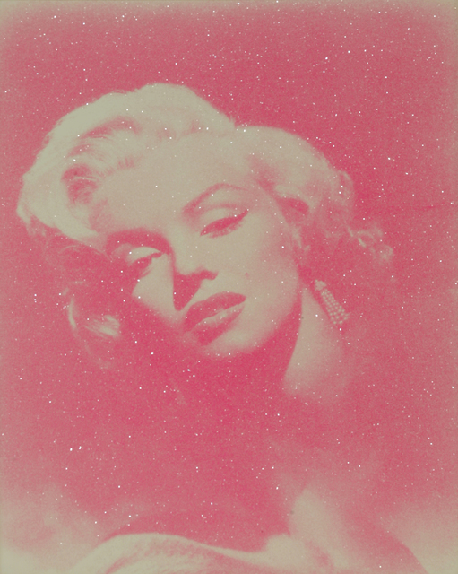 , 'Marilyn Glamour - Pink And White ,' 2010, Maddox Gallery