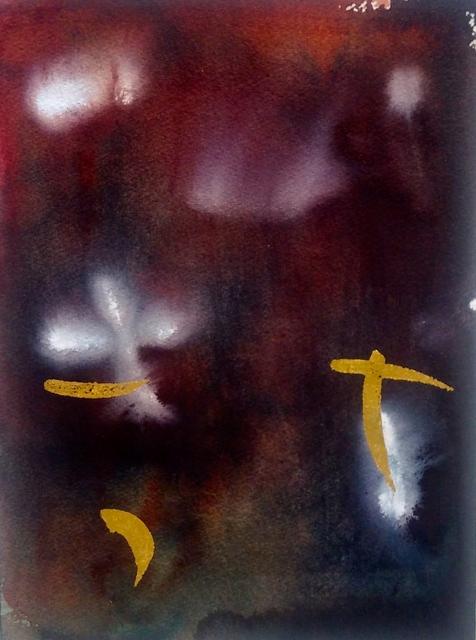 , 'Mary Magdalene,' 2016, BLOOM Art Lagos
