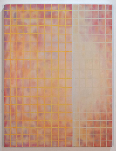 , 'Red Grate,' 2016, Page Bond Gallery