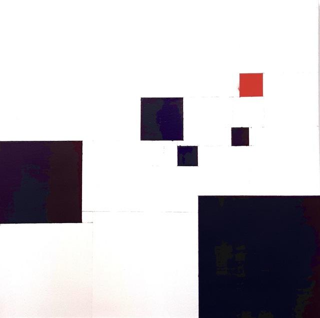 , 'Untitled 21 Squares 19021,' 2019, Robert Kananaj Gallery