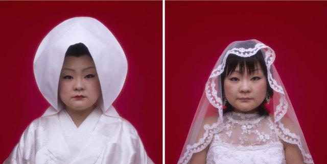 , 'Bride (13 + 14),' 2007, ROSEGALLERY
