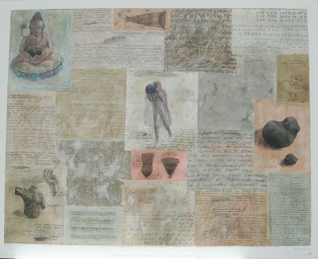 Jumaldi Alfi, 'Postcard 010 De Javu', 2005, iPreciation