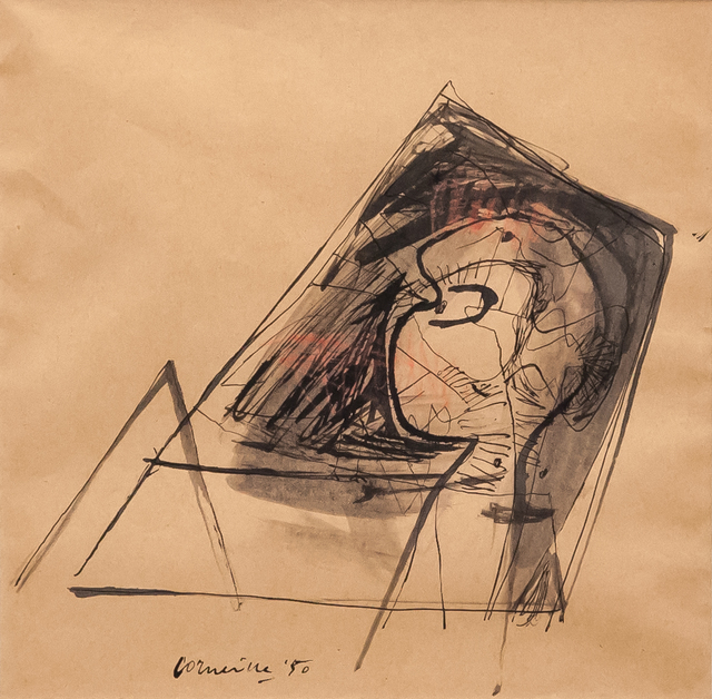 Corneille, 'Untitled', 1950, Artrust