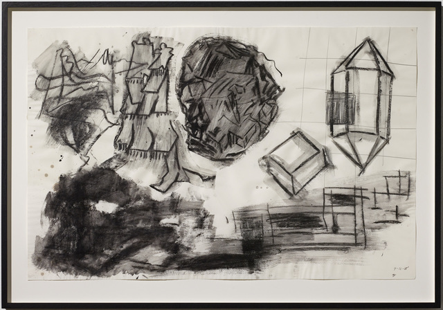 , 'Untitled (9-12-88),' 1988, Galleri Bo Bjerggaard