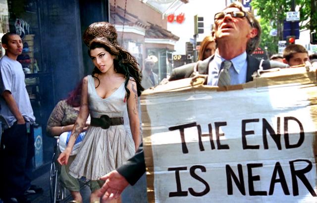, 'Amy Winehouse: Fallen Friend on the Walk of Stars,' 2007, Staley-Wise Gallery