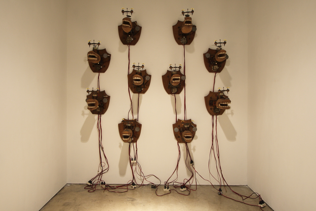 , 'Watching the Marginal People,' 2000, Mizuma Art Gallery
