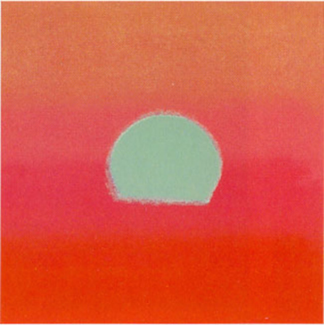 Andy Warhol, 'Sunset II.86', 1972, OSME Fine Art