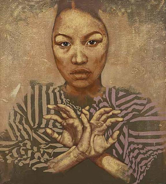 Tarik Berber, 'BeBop Diary 19', 2016, Aria Art Gallery