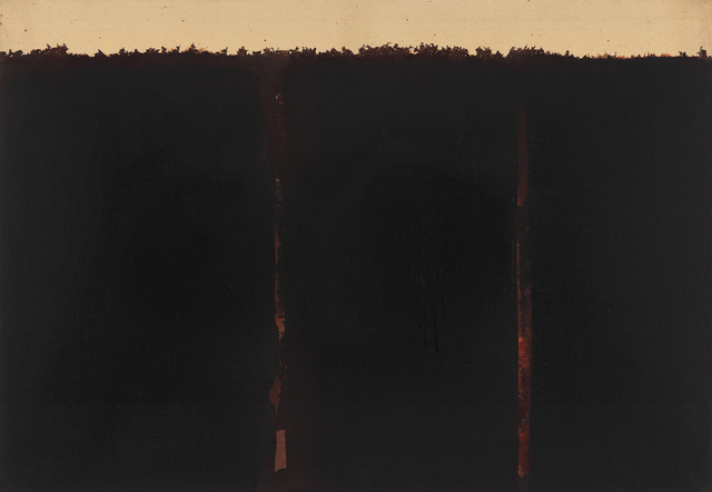 , 'Burnt Umber & Ultramarine,' 1990-1999, Simon Lee Gallery