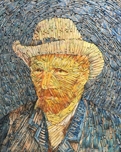 , 'Van Gogh ,' 2016, Maddox Gallery