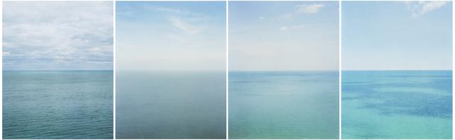 , 'Fall, Winter, Spring, Summer (Lake Michigan),' 2004-2005, MCA Chicago