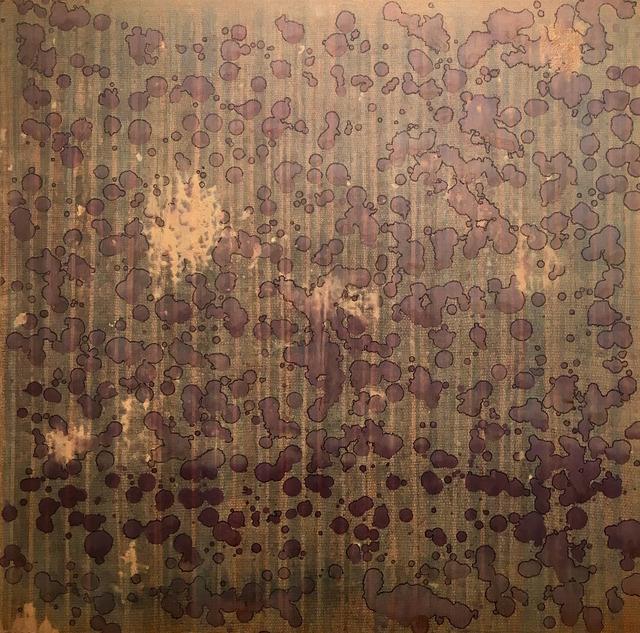 , 'Break (64 Karat),' 2017, Basic Space Gallery