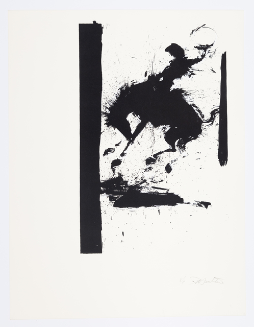 , 'Horse and Rider,' , ACA Galleries