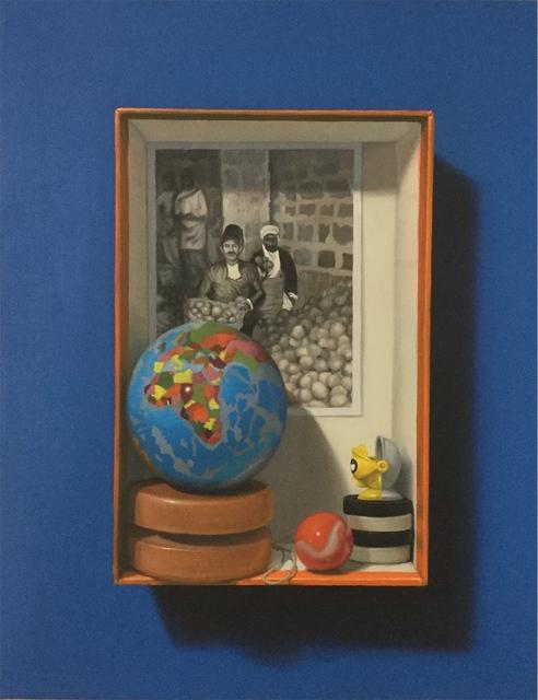 , 'Memory box 1,' 2016, Art On 56th