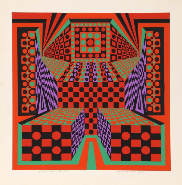 Roy Ahlgren, 'Desert Icon II', 1969, RoGallery