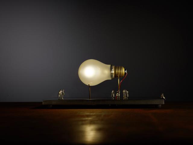 , 'I Ricchi Poveri – Monument for a Bulb,' 2014, Ingo Maurer