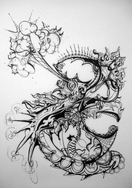 , 'Drawing 13,' 2007, Elisa Contemporary