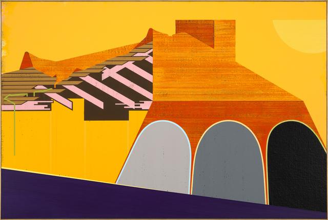 Jeff Koegel, 'Ozone and Honey', 2013, LAUNCH LA
