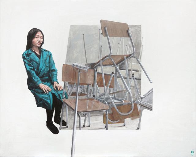 , 'TOME ASIENTO 2,' 2013, LGM Arte Internacional