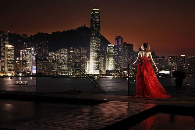 David Drebin, 'Girl in Hong Kong', 2010, Galerie de Bellefeuille