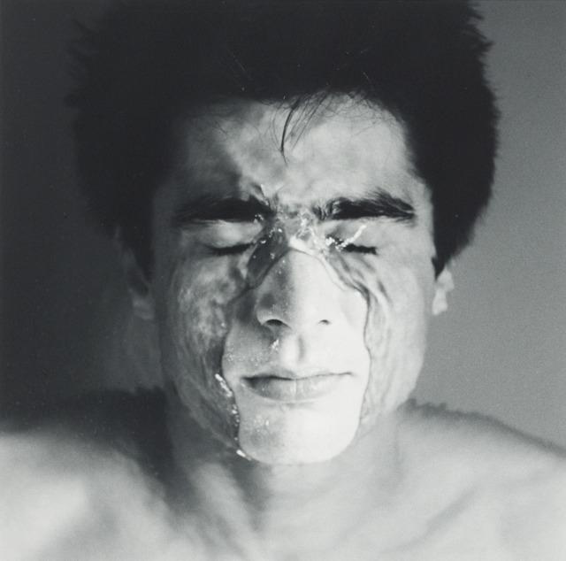 , 'Javier,' 1985, Galerie Thomas Schulte