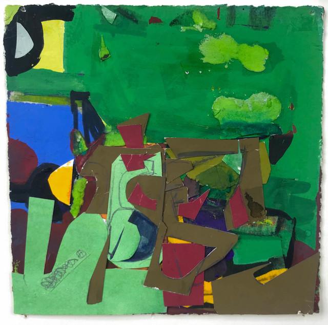Stephanie Franks, 'Between the Rain', 2019, Paul Thiebaud Gallery