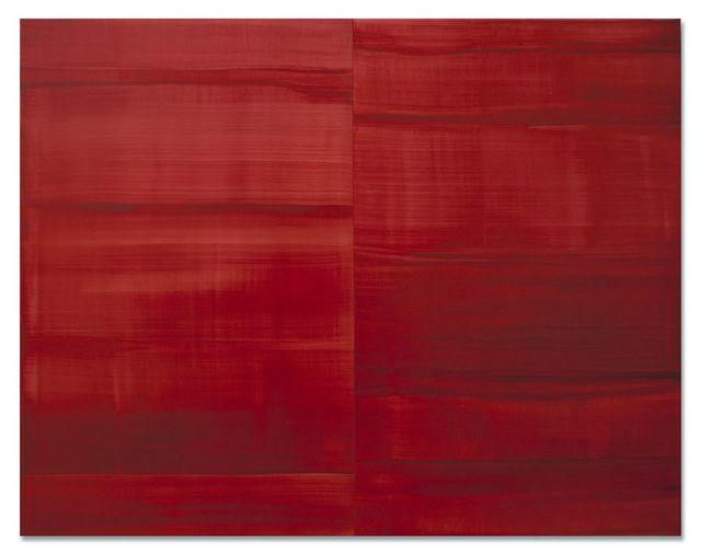 , 'Guadalajara Red,' 2016, Sundaram Tagore Gallery