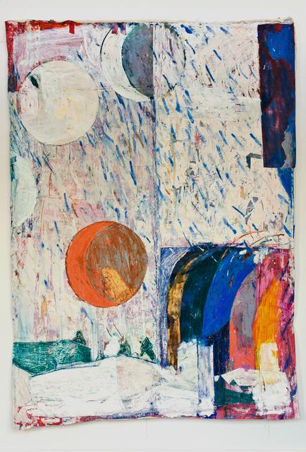 Gommaar Gilliams, 'Untitled (moonworks)', 2019, Gallery Sofie Van de Velde