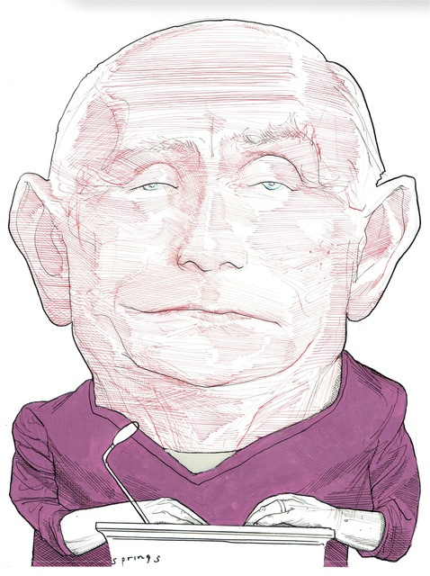 , 'Vladimir Putin,' , Ransom
