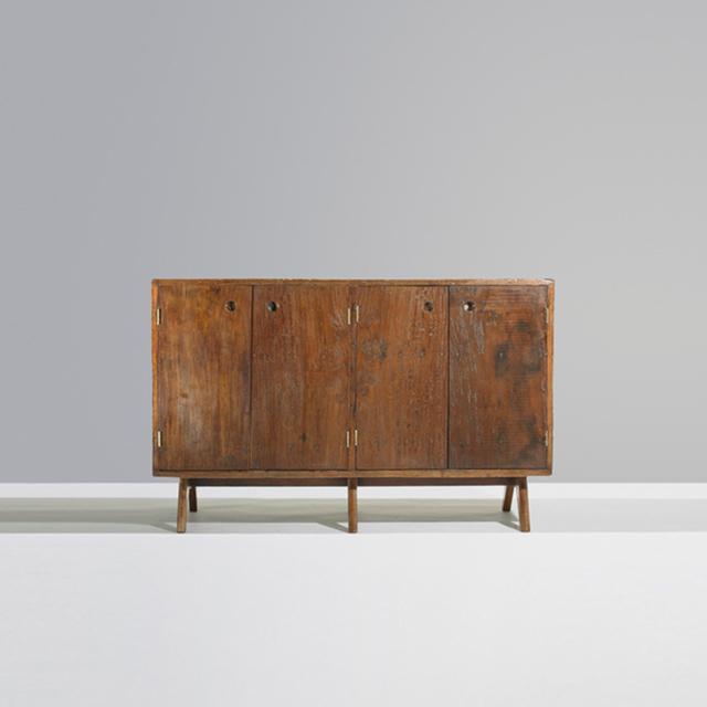 "Pierre Jeanneret, 'PJ-R-14-A ""CUPBOARD""', ca. 1957, P! Galerie"