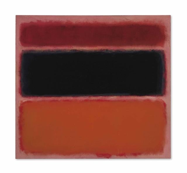 Mark Rothko, 'No. 36 (Black Stripe)', 1958, Christie's