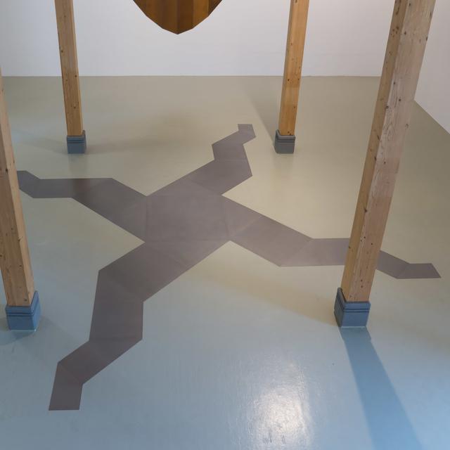 , 'zellstruktur,' 2018, Edition & Galerie Hoffmann
