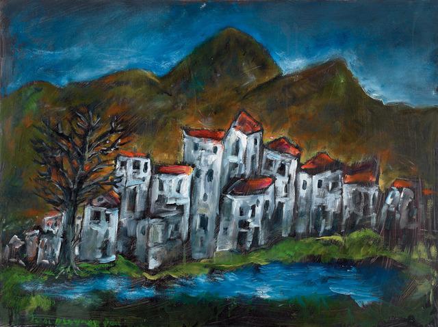 , 'Peeping houses,' 2012, Dan Gallery