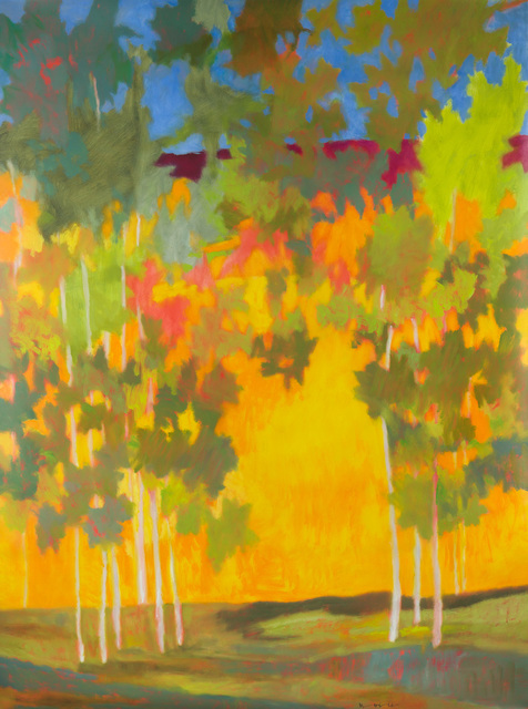 Marshall Noice, 'On Teton Pass, Summer', Merritt Gallery