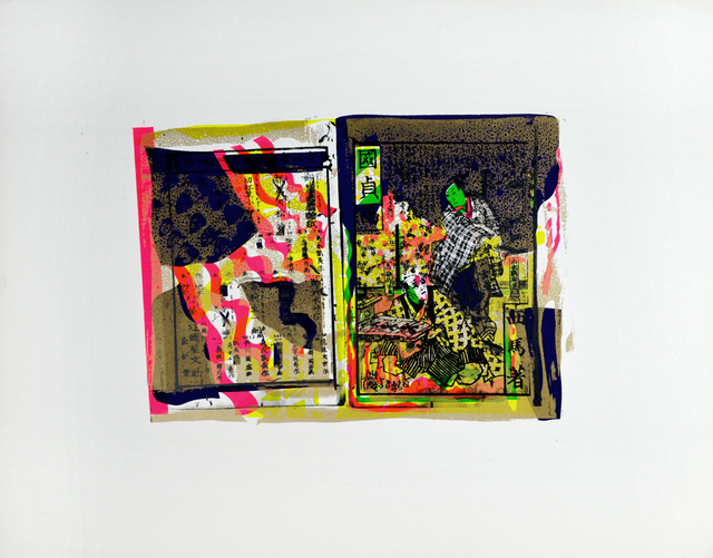 , 'Kunisada,' 1969, Ronin Gallery
