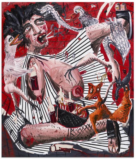 Dale Lewis, 'Stella', 2017, Anna Zorina Gallery