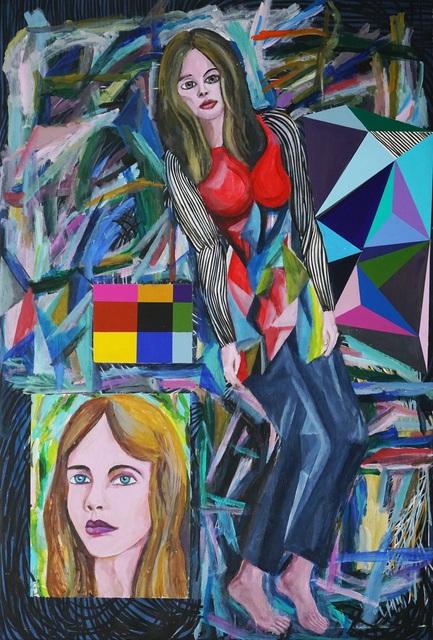 , 'Cara, 2015,' 2015, O. Ascanio Gallery