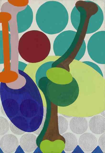 Kiki Kogelnik, 'Untitled', ca. 1964, Mitchell-Innes & Nash