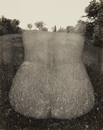 Harry Callahan, 'Aix-en-Provence (Nude, Back),' 1958, Phillips: Photographs (April 2017)