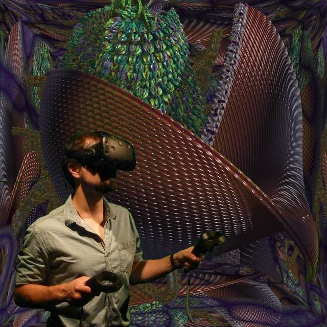 , 'Mutator VR,' , East Gallery at Norwich University of the Arts (NUA)
